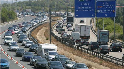 Comienza la operación retorno: se prevén casi 6 millones de viajes por carretera