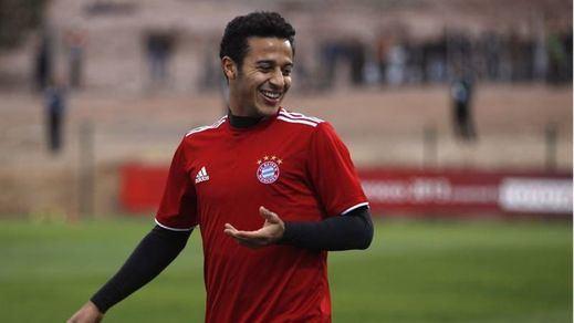Thiago, más alemán: renueva hasta 2019 por el Bayern