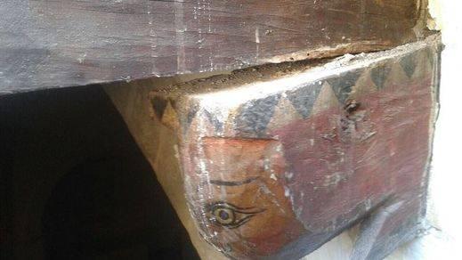 Descubierto en Ayora un artesonado románico de la época de la Reconquista