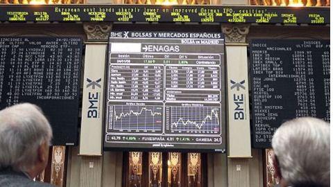 El Ibex cierra con una subida del 3,06% y anula las pérdidas semanales
