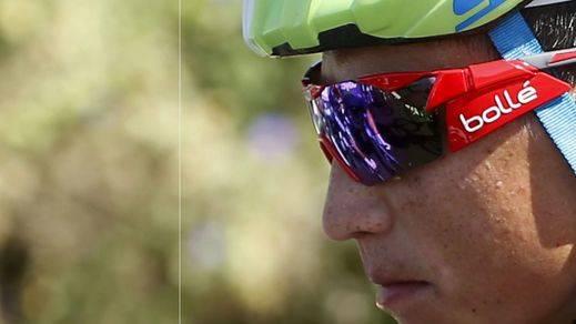 Chaves vence en la sexta etapa de la Vuelta y recupera el liderato en la general