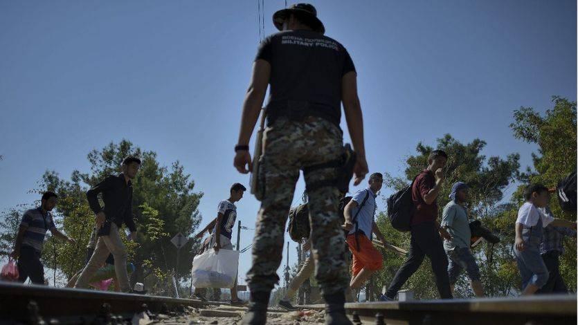 Vergüenza europea: 70 refugiados asfixiados en un camión dentro de sus fronteras