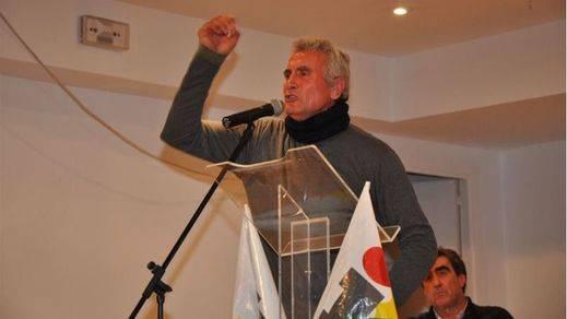 En libertad el sindicalista Diego Cañamero, detenido por la ocupación de una finca