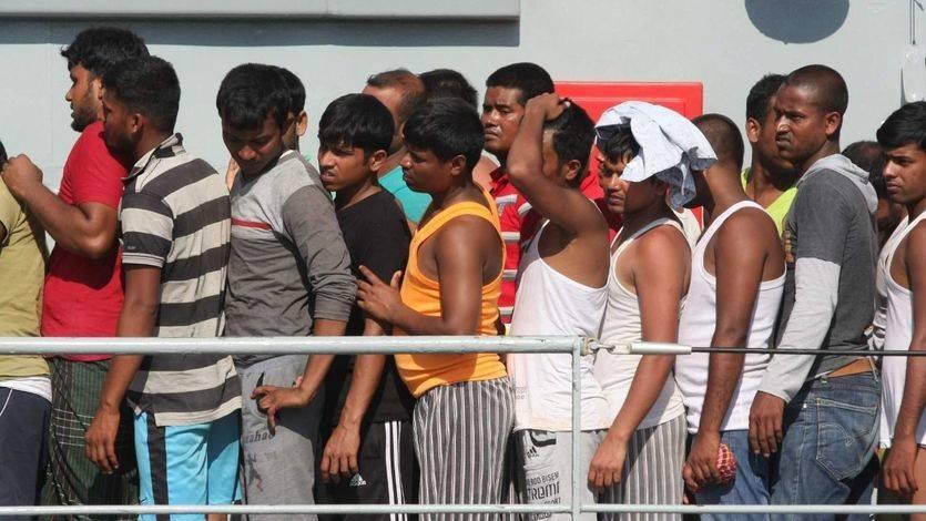 Más de 300.000 personas han llegado a Europa por el Mediterráneo