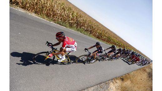Lindeman gana la séptima etapa de la Vuelta y Chaves sigue líder