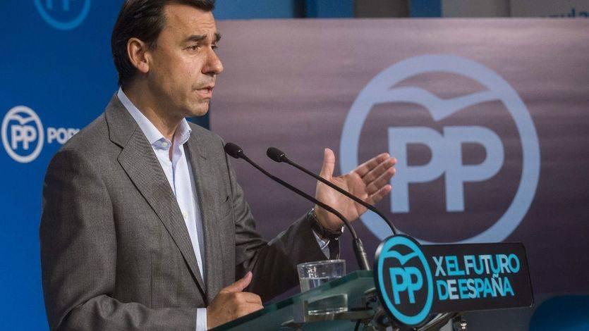 Martínez-Maíllo (PP) dice que algunos pretenden usar 'la excusa de la independencia' para 'tapar sus vergüenzas'