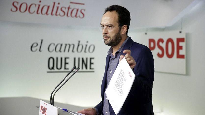 El PSOE reclama a Rajoy que España acoja a 4.000 refugiados, en vez de sólo 2.000