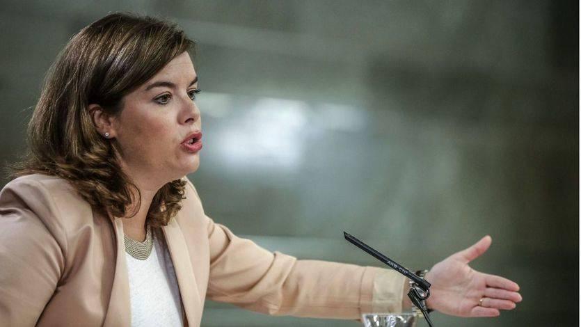 Santamaría asegura que el Gobierno no tiene estrategia política para los independentistas