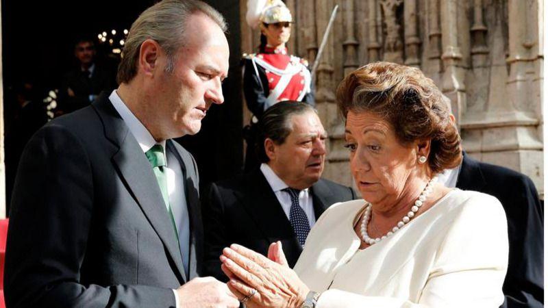 'Cementerio de elefantes': Fabra, Barberá y otros derrotados el 24-M juran como senadores