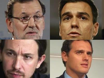 Cataluña territorio comanche: los líderes políticos al asalto de Cataluña