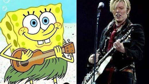 David Bowie, The Flaming Lips o Aerosmith compondrán canciones para el musical de Bob Esponja