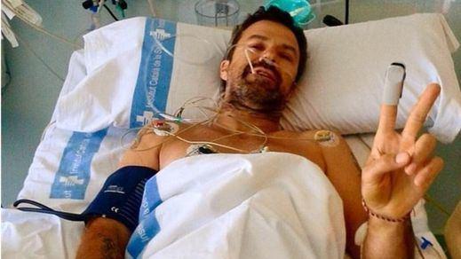 Un cáncer de colon 'aparta' de los escenarios al líder de Jarabe de Palo, Pau Donés
