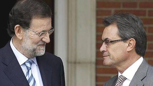 El PP opta por la mano dura contra Mas: plantea una reforma 'express' del Constitucional para sancionar a quienes incumplan sus sentencias