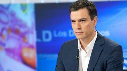 Sánchez acusa a Rajoy de querer reformar el TC para contentar a la 'extrema derecha' del PP