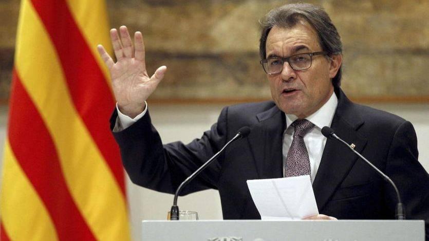 La esperada comparecencia de Artur Mas en el Parlament: del mitin al calvario