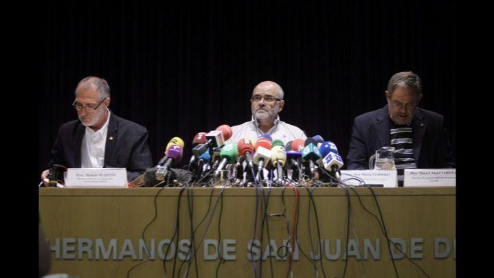 La Orden Hospitalaria San Juan de Dios recibe el Princesa de Asturias de la Concordia 2015