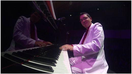 El mítico pianista Pepe Rivero se atreve a pasar al jazz los 'Boleros de Chopin'