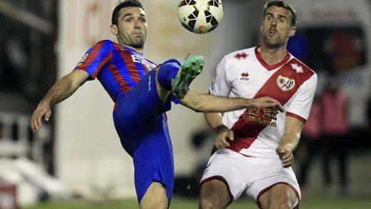 Detienen al jugador del Rayo Vallecano Antonio Amaya por ir a 234 km/h en un Porche