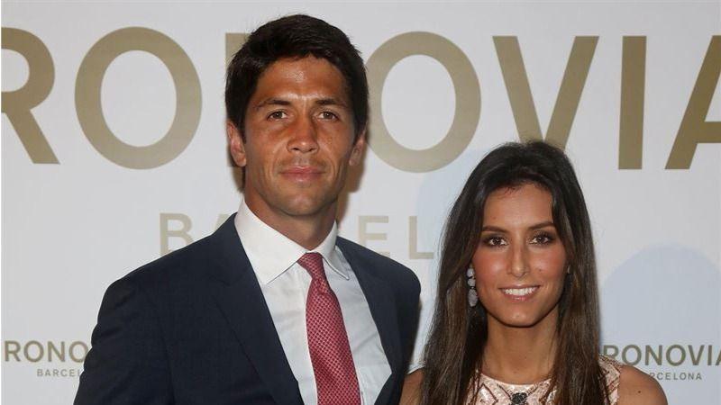 Ana Boyer y Verdasco, de incógnita en Mustique