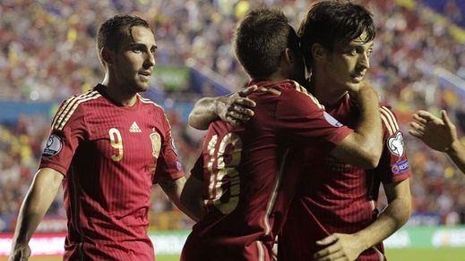 La Roja sigue en septiembre fuera del 'top ten' mundial