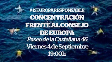 Marchas en toda España por los derechos humanos de los refugiados