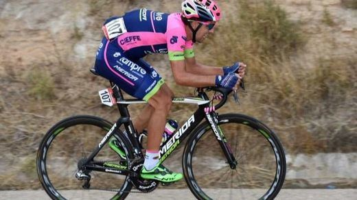 Vuelta: El portugués Oliveira gana la etapa, la clasificación general sigue igual