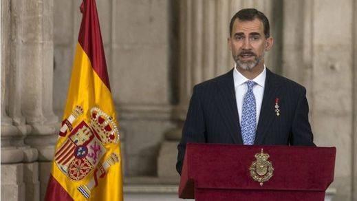 Felipe VI presidirá la apertura del año judicial el martes junto a la nueva fiscal del Estado