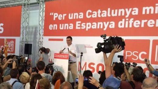 Sánchez reivindica su catalanismo y pide reconocer la