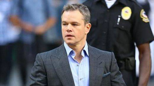 Matt Damon comienza a rodar la quinta entrega de 'Bourne' en Tenerife