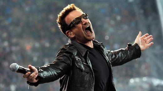 U2 denunciará en sus conciertos la situación de la crisis de refugiados