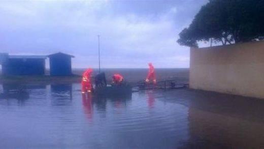 El fin del verano deja 5 provincias del este en alerta por lluvias y tormentas