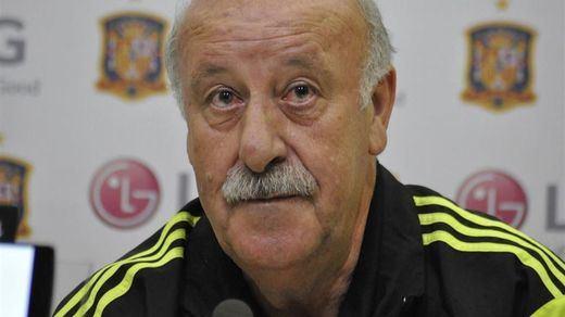 Madrid sí, Madrid no... Del Bosque desmiente que el amistoso con Inglaterra cambiara de repente a Alicante