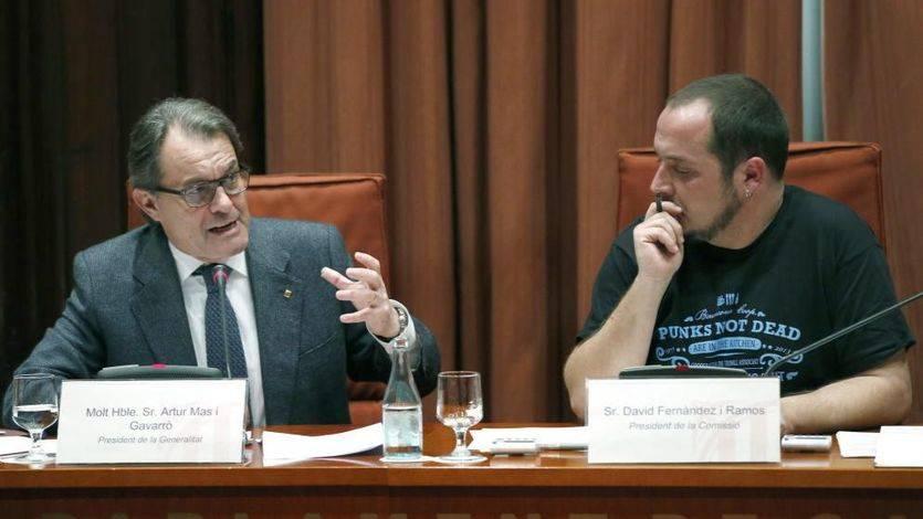 La CUP rechaza especulaciones sobre pactos: 'No vamos a votar ni a investir a Artur Mas'