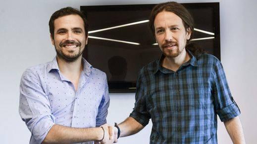 Izquierda Unida niega concesiones a Podemos pero ve más próximo un acuerdo
