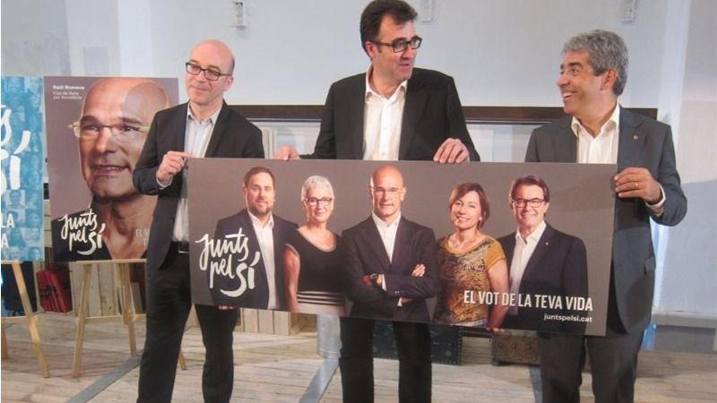 La Generalitat acusa al ministro de Defensa de 'tener miedo a la democracia'