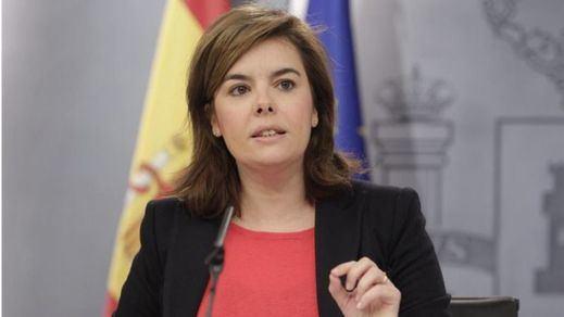 La 'vice' saca su bola de cristal y vaticina que el PSOE no derogará la reforma del TC si gobierna