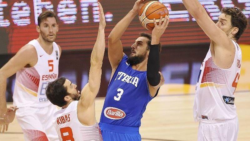 La ÑBA de Scariolo se hunde ante Italia tras caer 98-105 y se complica su clasificación