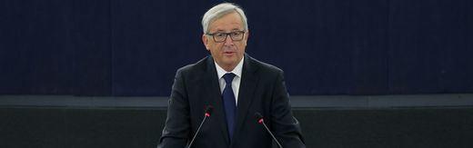 Juncker, contundente con la exigencia de acoger a los refugiados sirios: