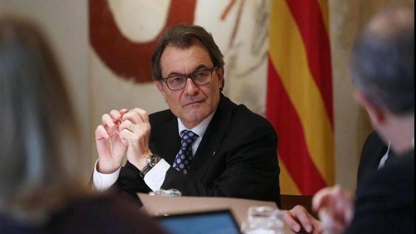 Mas detalla su plan soberanista en el 'Financial Times': ve 'crucial crear estructuras de Estado' en Cataluña