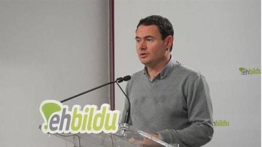Bildu, 'aliado' de la lista independentista 'Junts pel Sí' en el inicio de la campaña