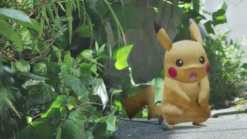 Llega 'Pokémon Go', el nuevo juego de Nintendo para smartphones