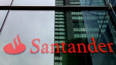 Banco Santander, entidad financiera española mejor valorada en el Dow Jones Sustainability Index