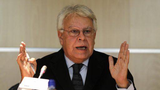 Felipe González, rotundo con Maduro: