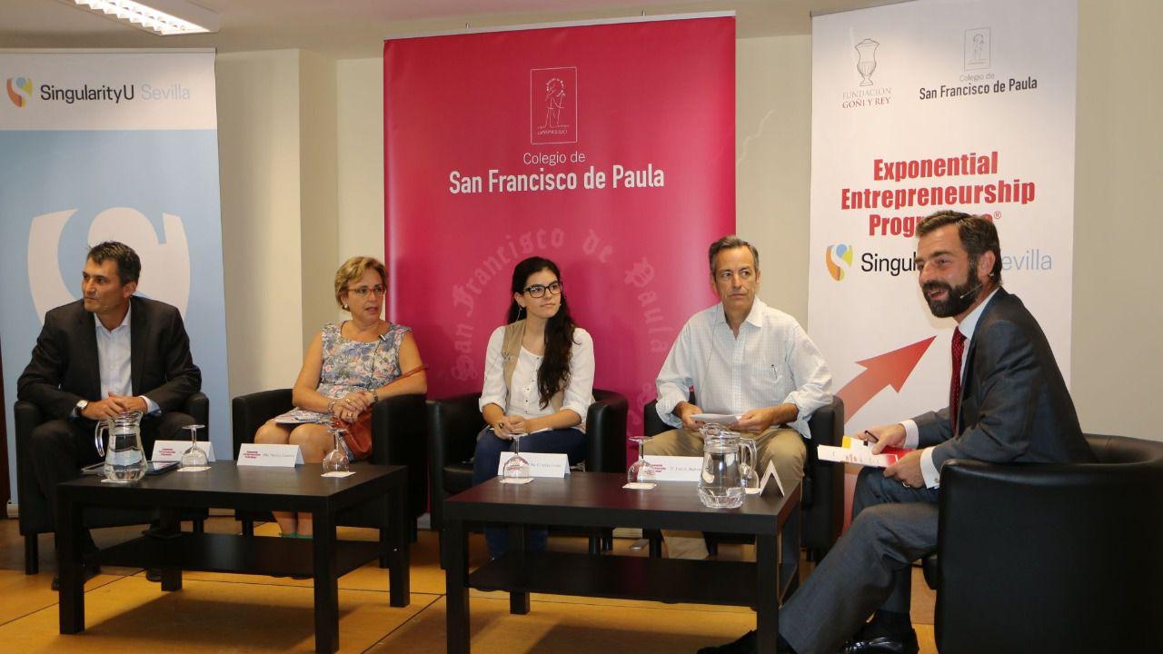 La fundación Goñi y Rey lanza un programa pionero de emprendimiento tecnológico para bachillerato