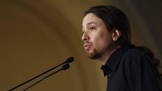 Pablo Iglesias: 'Cataluña es una nación'