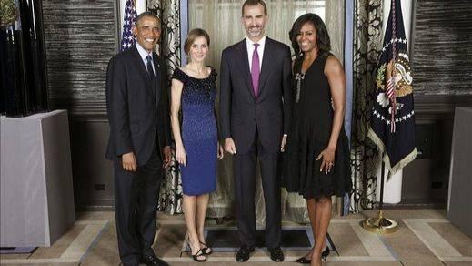 La visita a la Casa Blanca centrará el viaje de los Reyes a Washington y Florida