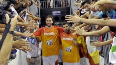 Eurobasket: España afronta el partido de cuartos con Grecia como