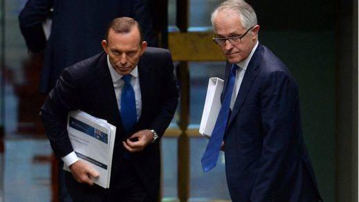 Malcom Turnbull 'destrona' a Tony Abbott y se convierte en el primer ministro australiano