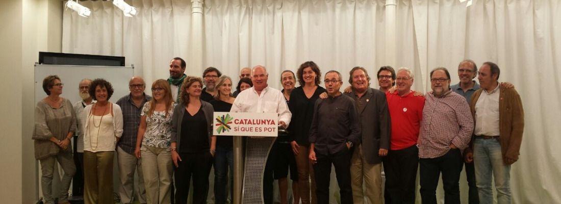 El sector independentista de ICV reniega de la hoja de ruta de Mas e insiste en un referéndum