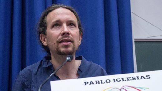 Iglesias defiende que si gobernase Podemos en España los catalanes no querrían independizarse